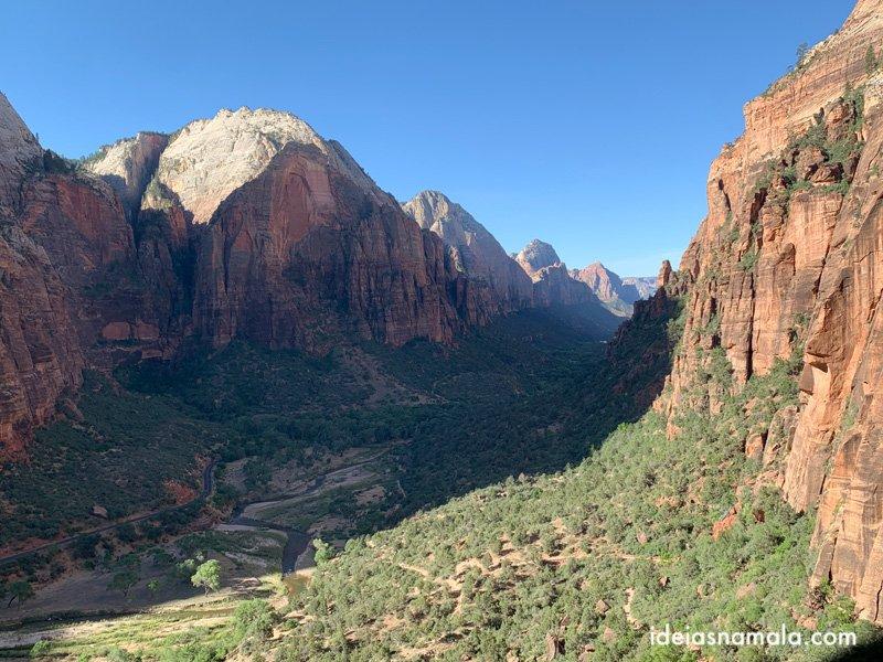 Zion Canyon - Angel's Landing