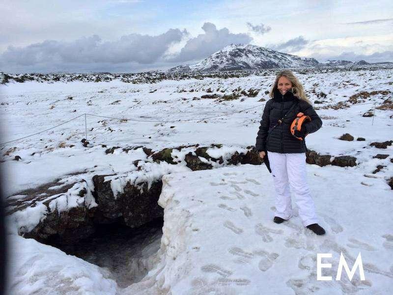 Caverna Islandia
