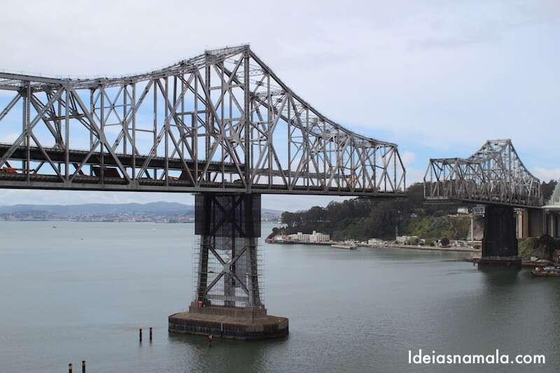 Metade antiga d Bay Bridge