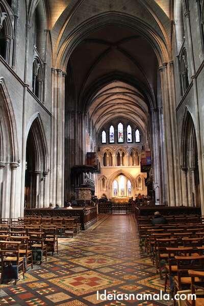 Interior Catedral de St. PAtrick