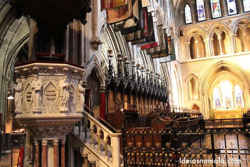 Altar da Catedral de St. Patrick
