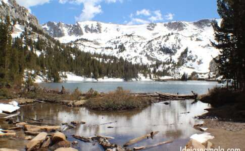 Crystal Lake - Mammoth Lakes