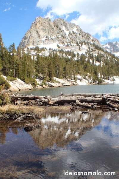 Crystal Lake - Mammoth Lakes