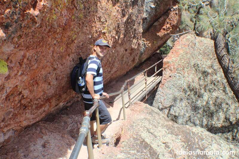 High Peaks - Bear Gulch Loop | Pinnacles