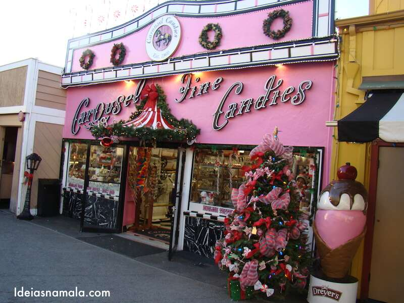 Carousel Fine Candies