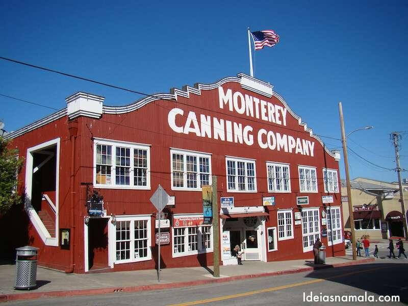 Monterey na Califórnia:  9 Dicas para se apaixonar