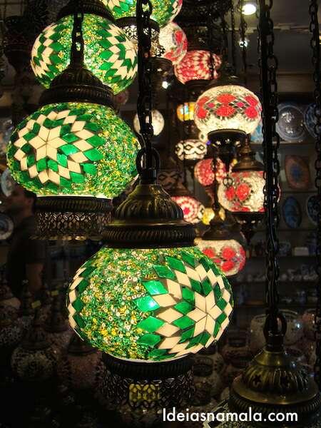 Turkish Grand Bazar - Monterey