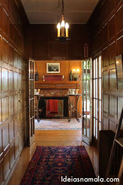 Chateau St. Jean - Vineyard Room