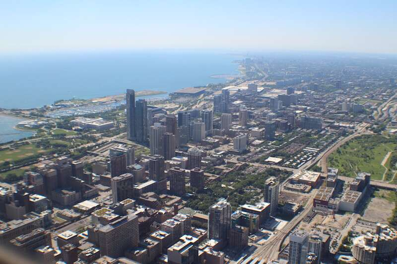 Willis Tower em Chicago