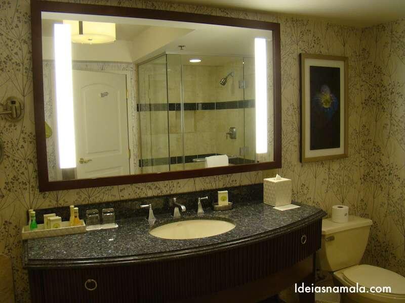 Banheiro Bellagio