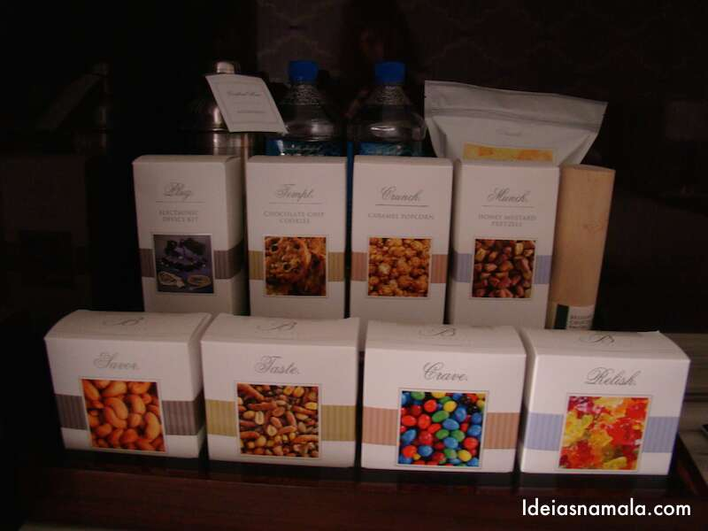 Snacks Bellagio