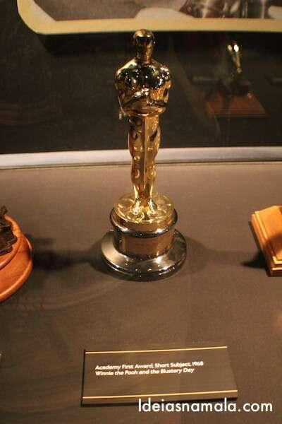 Um dos Oscars da Disney