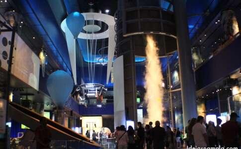 Museu da Ciencia e Industria -Chicago