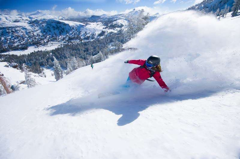 Ski em Tahoe