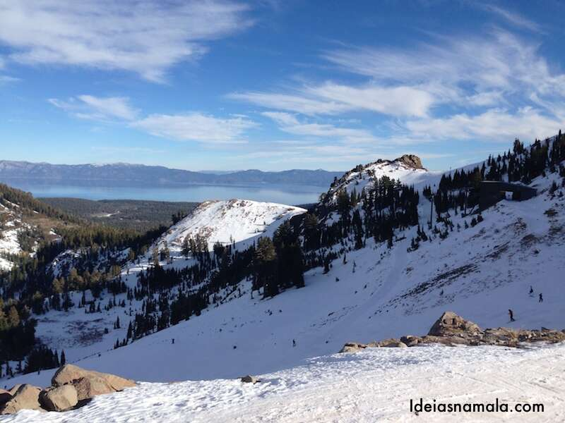 Alpine Meadows - Lake Tahoe