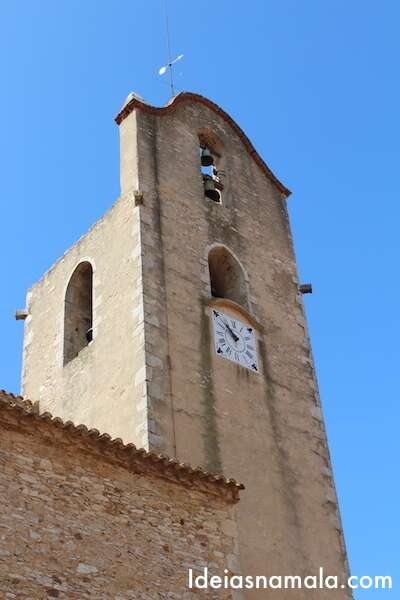Igreja de Saint Pere - Begur
