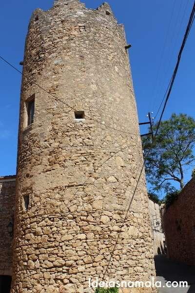 Torre de Saint Ramon - Begur