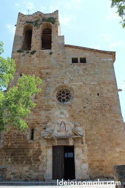 Igreja de San Pedro - Pals