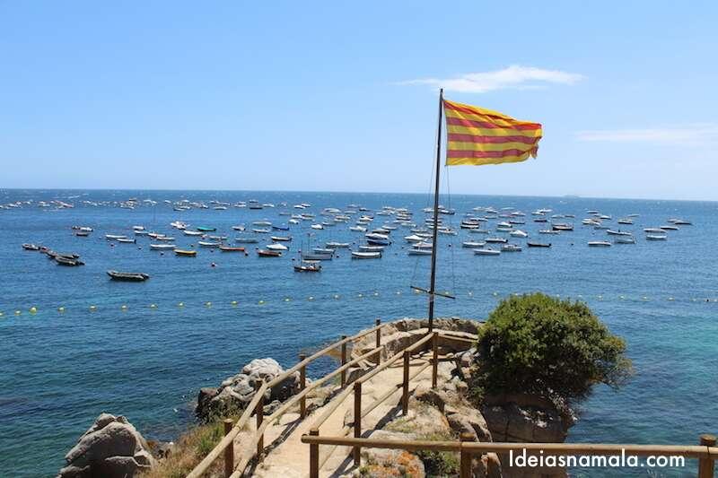 Calella na Espanha