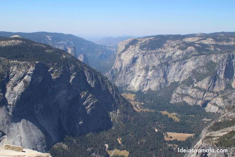 Topo do Half Dome, Yosemite