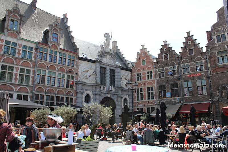 Sint Veerplein Ghent