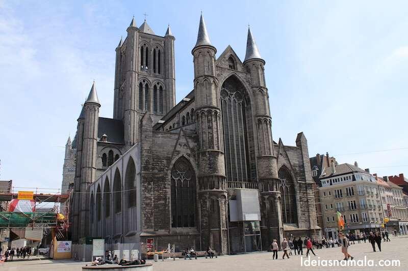 St. Nicola Church - Ghent