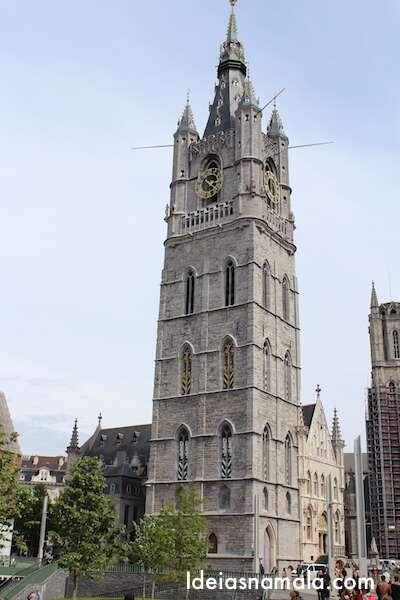 Belfry de Ghent