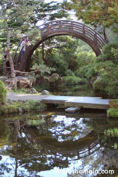 Ponte Japonesa - Golden Gate Park