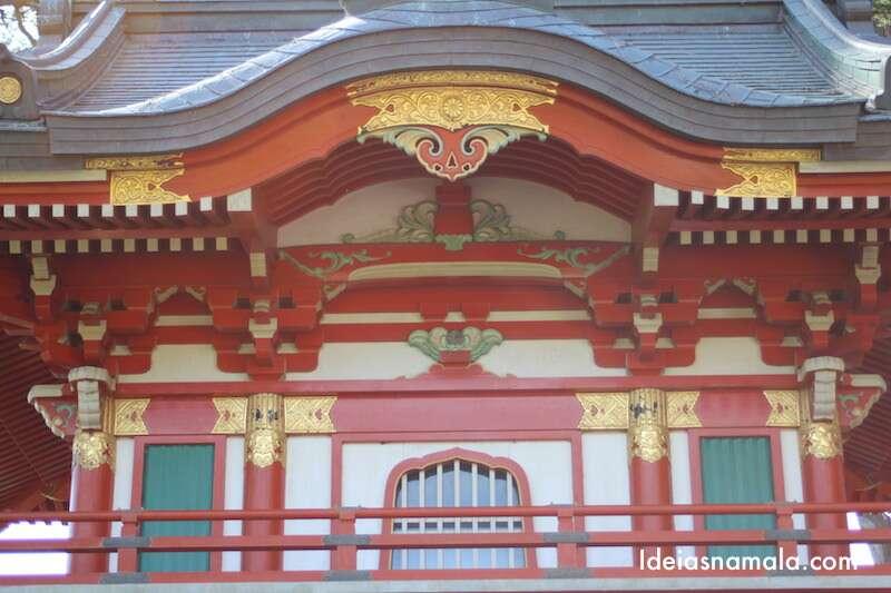 Portão Japonês em São Francisco