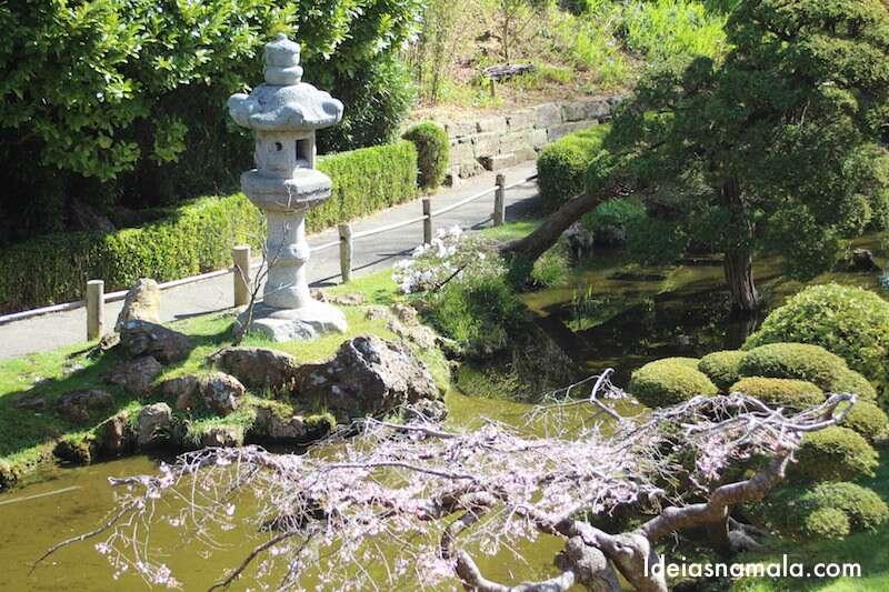 Jardim Japonês de São Francisco