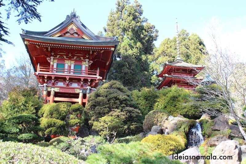 Jardim Japonês - Golden Gate Park