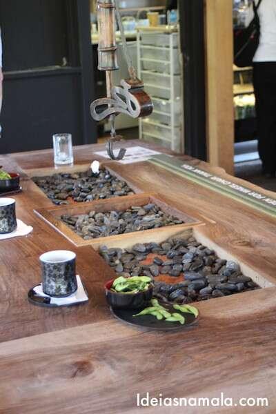 Detalhe na Japanese Tea Garden