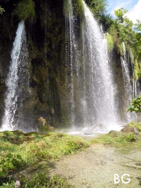 Plitvicka Jezera: cachoeira