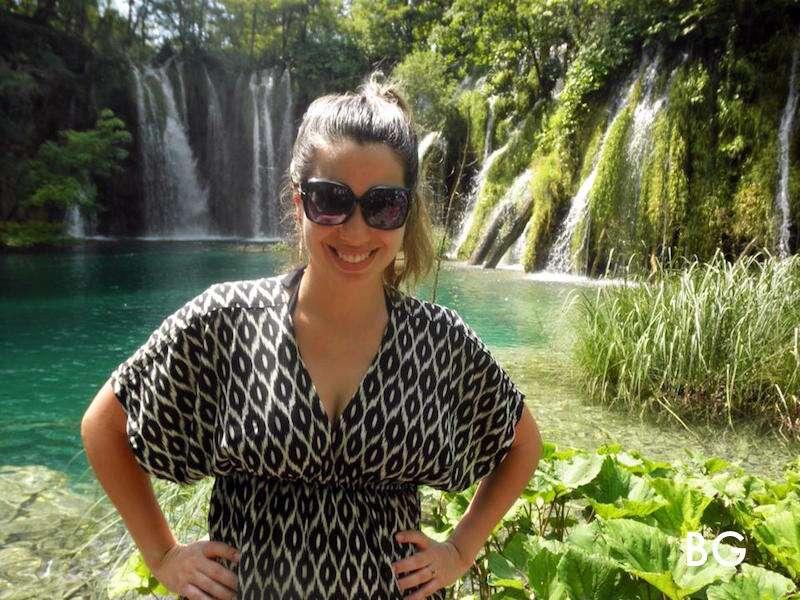Bianca em Split - Croácia