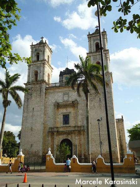 Catedral de Valladolid - Mexico