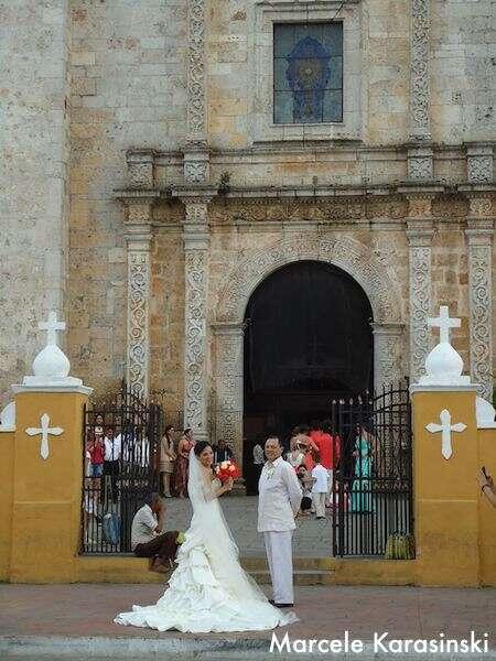 Casamento em Valladolid - Mexico