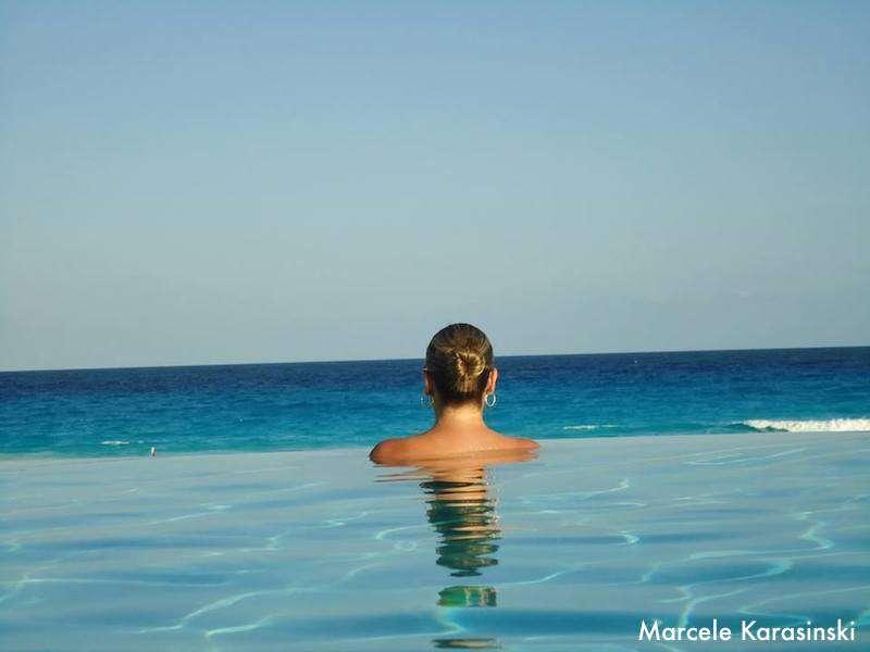 Piscina The Westin - Cancun