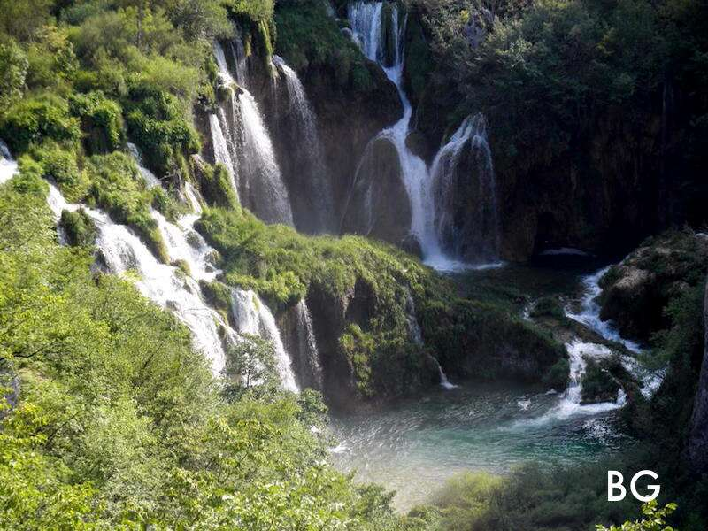 Plitvicka Jezera: o parque das cachoeiras