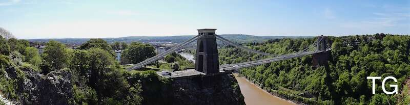 Ponte de Bristol - Inglaterra
