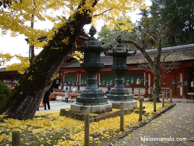 Kasuga Taisha em Nara
