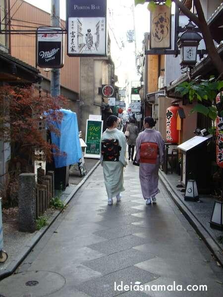Ponto-cho Kioto