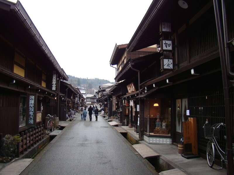 Takayama - Japão