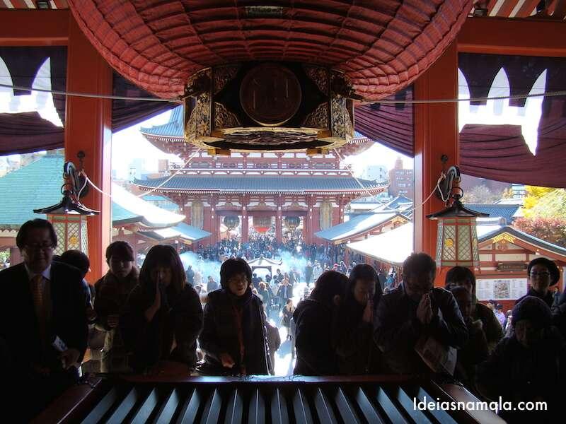 Templo Asakusa - Tóquio