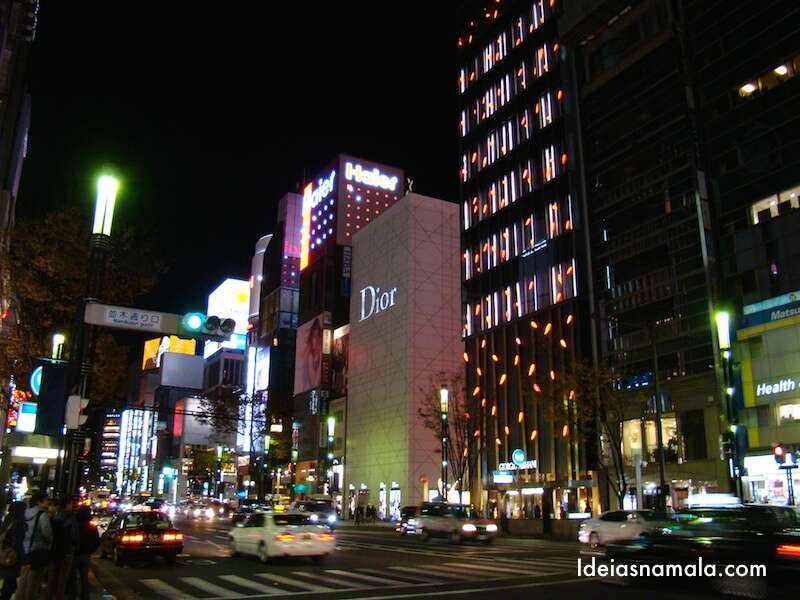 Ginza - Tóquio