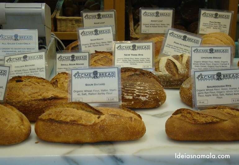 ACME Bread - Ferry Building