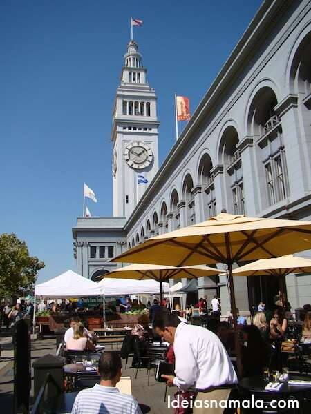 Ferry Building - San Francisco