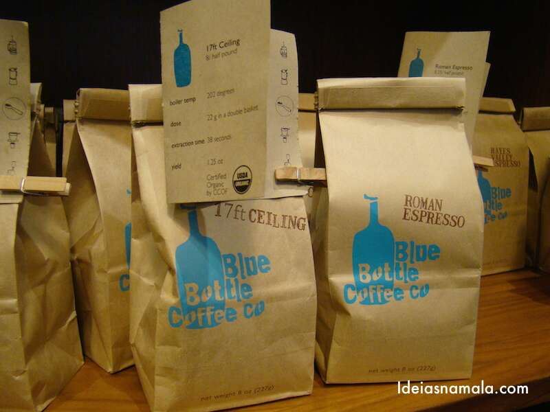 Blue Bottle Cafe - Ferry Building