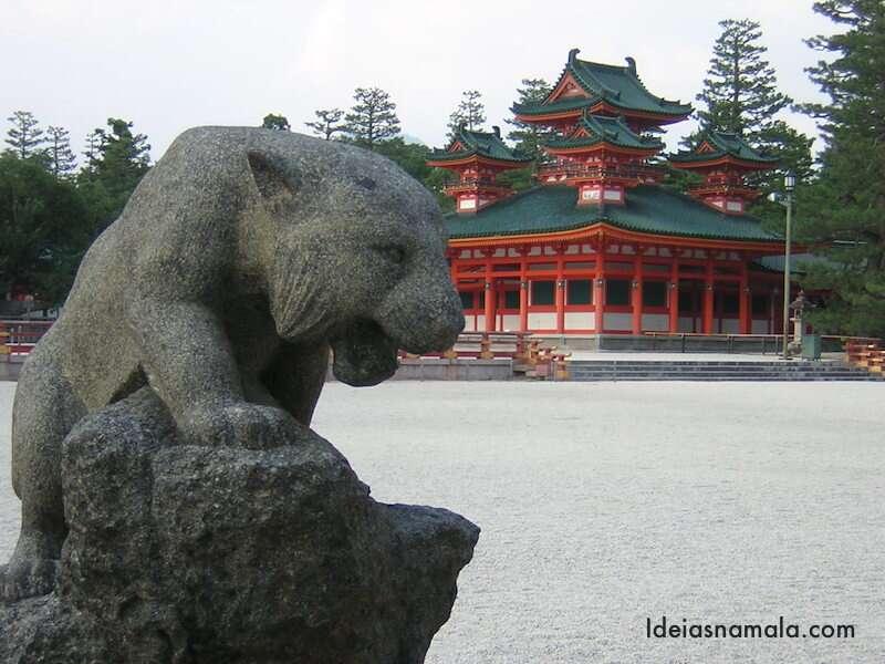 Heian Jingu - Kioto