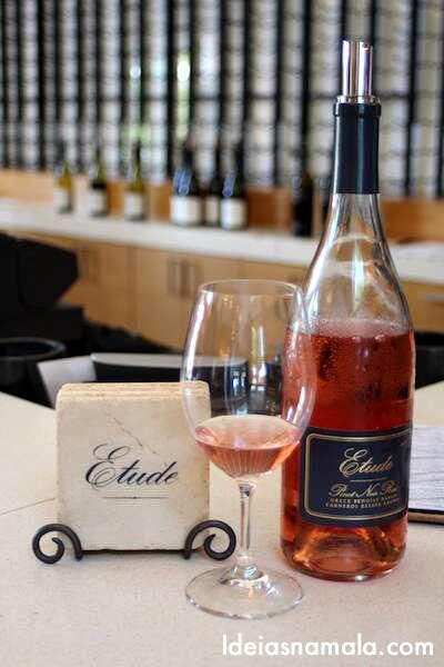 Etude Wines - vinho Rose