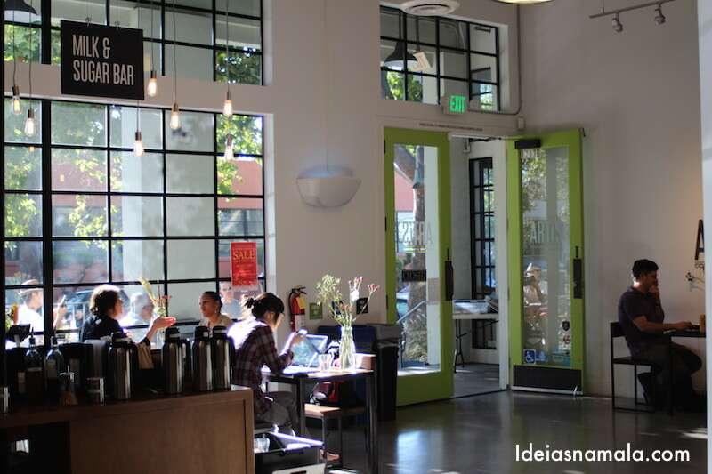 Café Artís em Berkeley